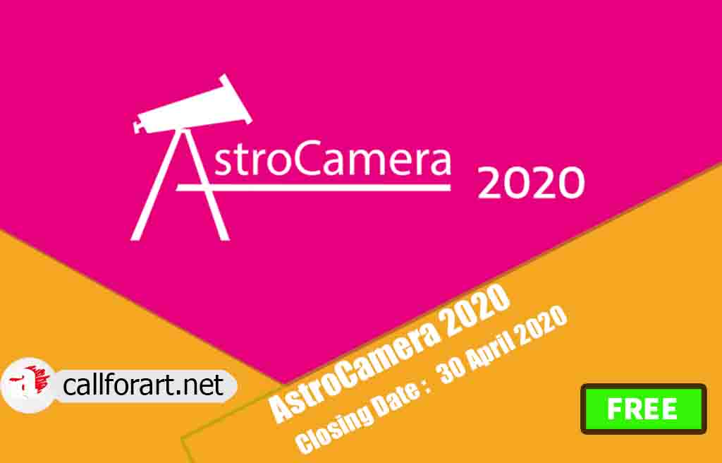 AstroCamera 2020 _ competition Photography 2020