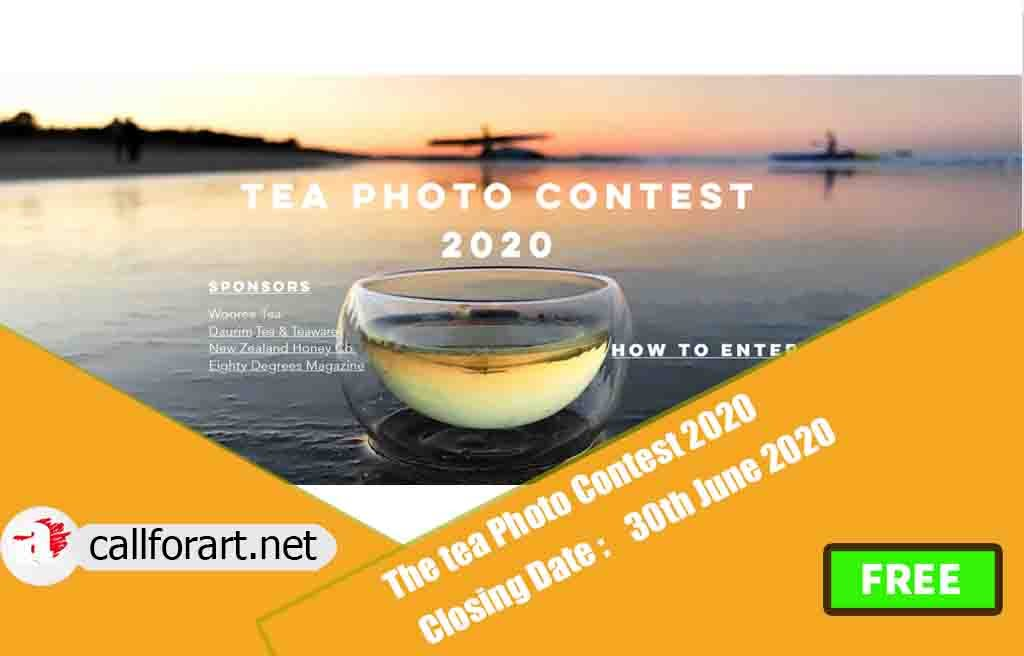 The tea Photo Contest 2020