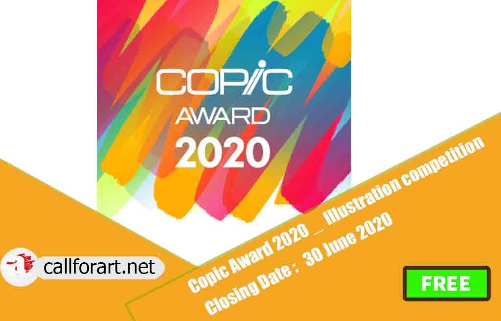 Copic Award 2020 _ Illustration competition