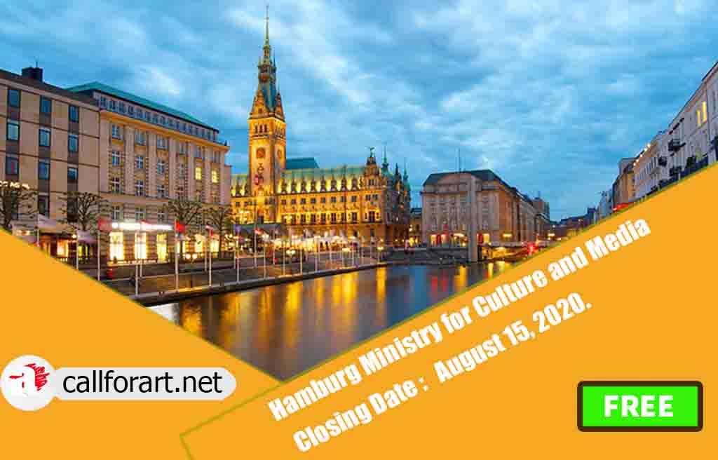 Hamburg Ministry for Culture and Media Residency for Internatio