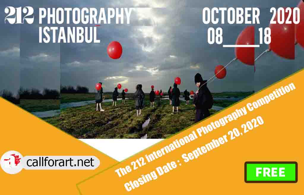 The 212 international Photography Competition