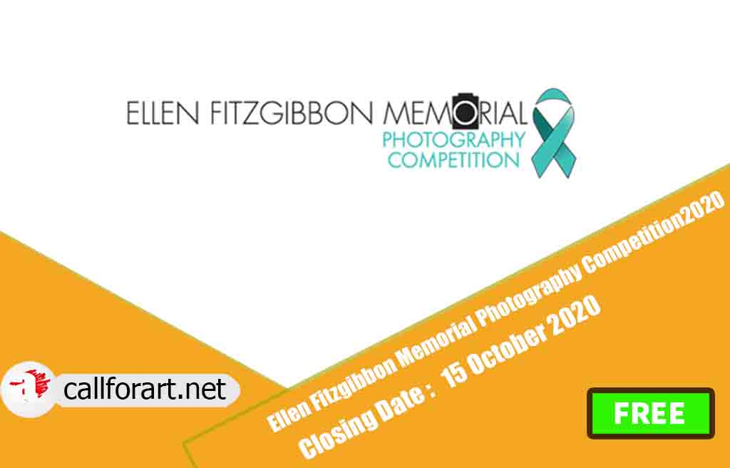 Ellen Fitzgibbon Memorial Photography Competition2020