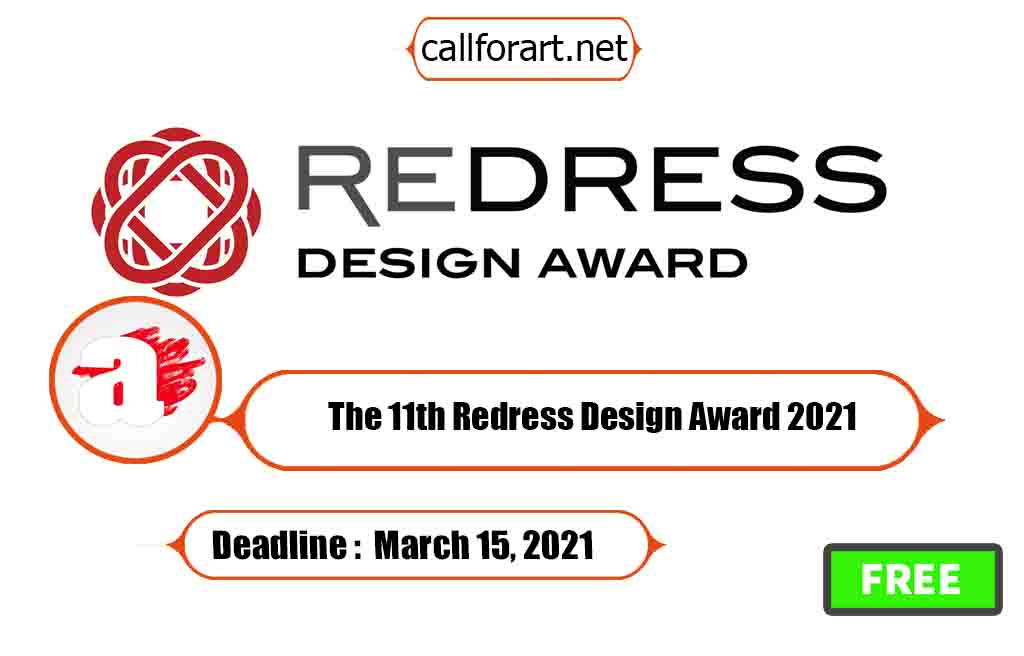 The 11th Redress Design Award 2021
